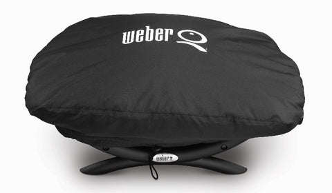 WEBER Q  SERIES GAS GRILL COVERS - BBQing.com - 1