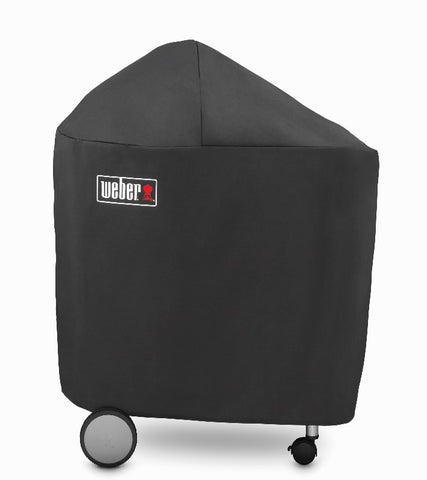 WEBER PERFORMER GRILL COVER WITH STORAGE BAG - BBQing.com