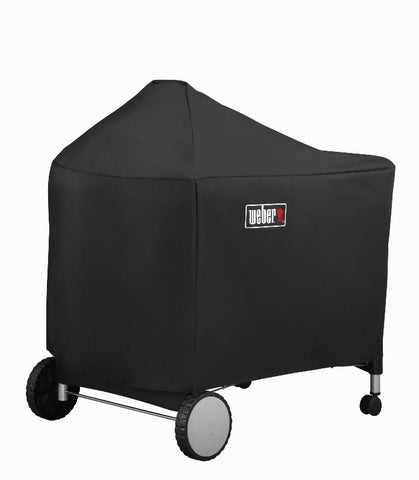 WEBER PERFORMER PREMIUM GRILL COVER WITH STORAGE BAG - BBQing.com