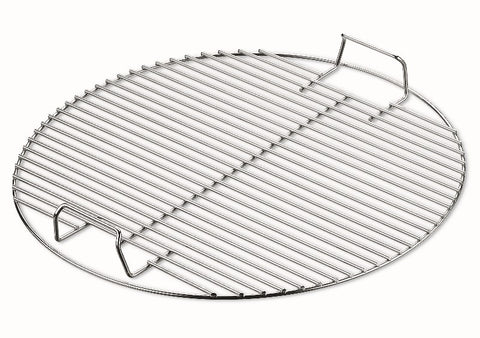 "Weber  Cooking Grill Charcoal ( 18"" kettle) - BBQing.com"
