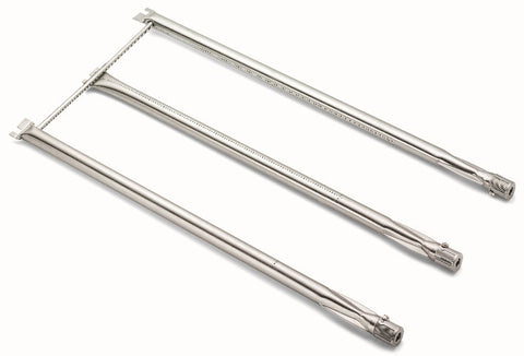 Weber Stainless Steel Burner Tube - BBQing.com - 1