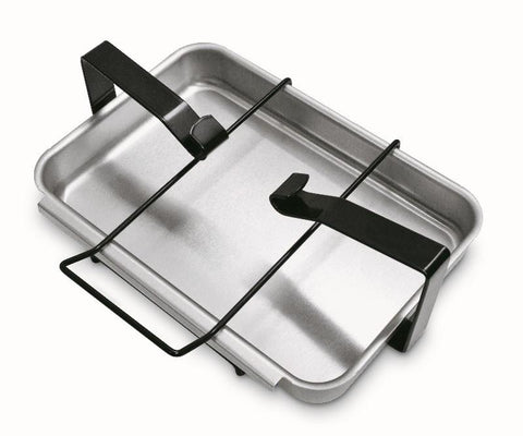 CATCH PAN AND CATCH PAN HOLDER - BBQing.com