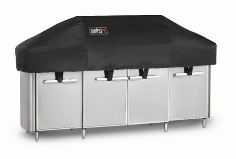 Weber Summit grill center Cover - BBQing.com