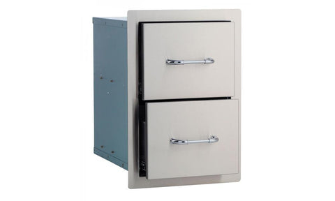 Bull Outdoor Products  Double Drawer