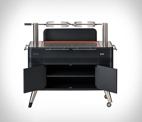 EVERDURE HUB CHARCOAL BBQ ( Display)