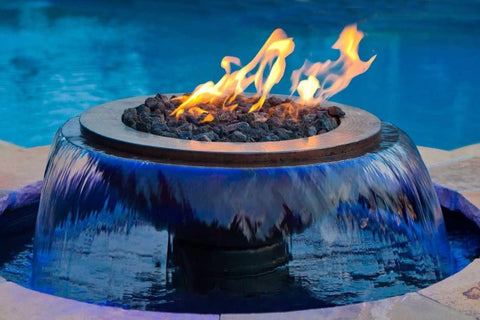 Evolution 360 Water Fire Feature - BBQing.com - 2