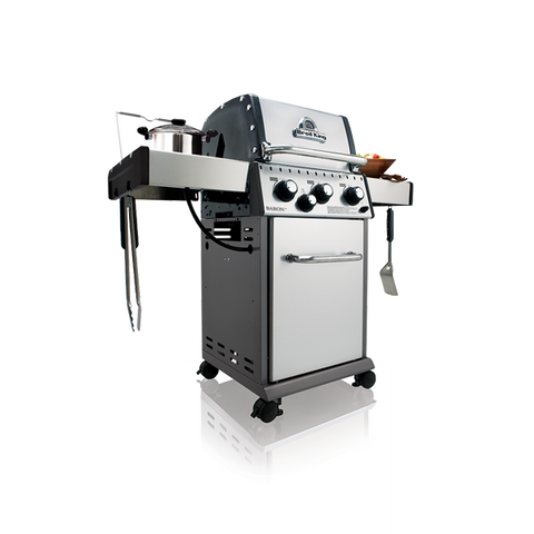 Broil King Baron 340S *Limited Quantities* - BBQing.com