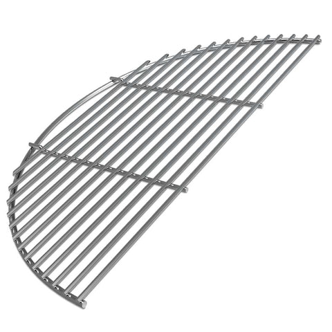 Big Green Egg-Stainless Steel Half Grid