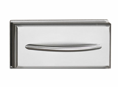 NAPOLEON FLAT STAINLESS STEEL BUILT-IN DRAWER - BBQing.com