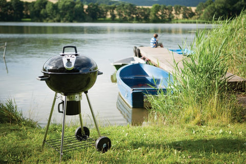 Napoleon Charcoal Kettle Grill - BBQing.com