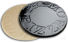 "PRIMO 16"" PIZZA STONE(for all cookers) - BBQing.com"