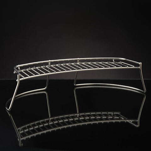WARMING RACK FOR CHARCOAL KETTLE GRILLS - BBQing.com