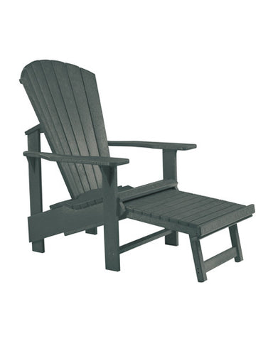 CRP UPRIGHT ADIRONDACK PULLOUT FOOTSTOOL - BBQing.com