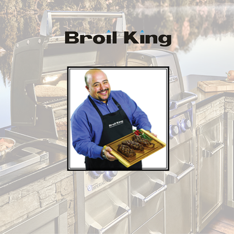 Broil King Product Demonstration - Saturday, April 27, 2019