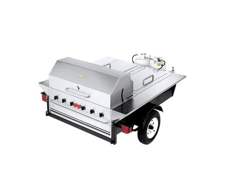Crown Verity  Tailgate Grill TG-1 - BBQing.com - 1