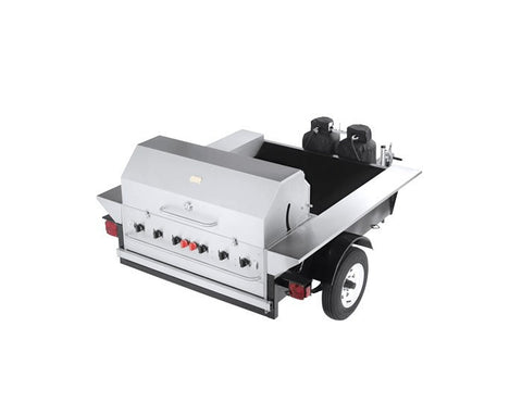 Crown Verity  Tailgate Grill TG-2 - BBQing.com - 1
