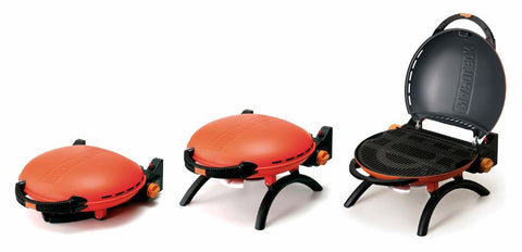 TRAVELQ 2225 PORTABLE GAS GRILL - BBQing.com