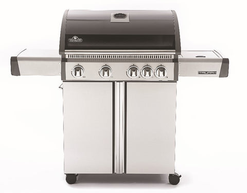 Napoleon TRIUMPH 495 WITH SIDE BURNER - BBQing.com - 1