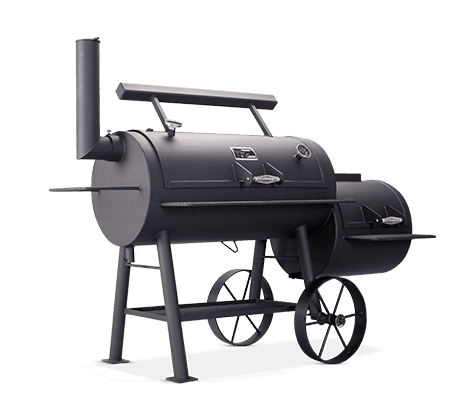 "Yoder Wichita 20"" Loaded - BBQing.com"