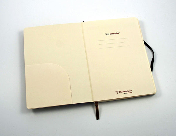A5 Journal - Clairefontaine Age Bag Essential Threadbound