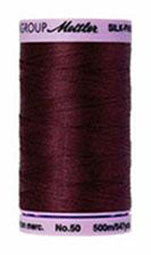 Mettler Cotton Sewing Thread - 50wt - 547 yd/ 500M - 0111 Beet Red