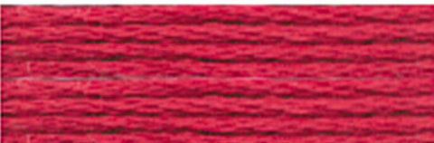 Cosmo Lecien Cotton Embroidery Floss - 0107 Pomegranate Red