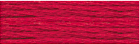 Cosmo Lecien Cotton Embroidery Floss - 0108 Blood Red