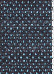 Japanese Kasuri - 14814 - Small Patches & Squares