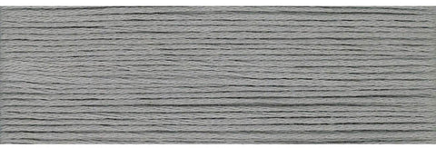 Cosmo Lecien Cotton Embroidery Floss - 0153A Castor Grey