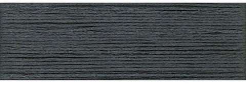 Cosmo Lecien Cotton Embroidery Floss - 0155 Dark Gray