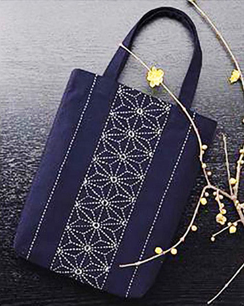Sashiko Kit - Handbag # 172