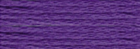 Cosmo Lecien Cotton Embroidery Floss - 0176 Deep Royal Purple