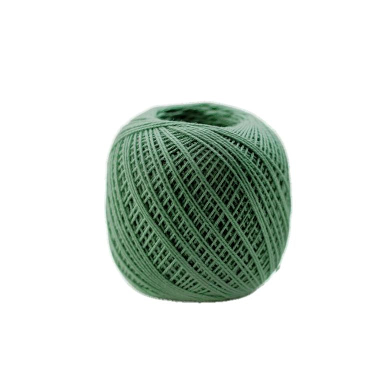 Sashiko Thread - Olympus 88m - Solid Color -Thin Weight  - # 207 Dark Green