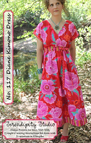 Wearables - Serendipity Studios - Kimono Dress