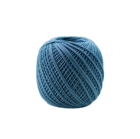 Sashiko Thread - Olympus 88m - Solid Color -Thin Weight  - # 209 Denim Blue