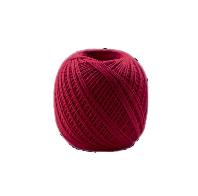 Sashiko Thread - Olympus 88m - Solid Color -Thin Weight  - # 212 Red