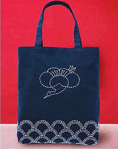 Sashiko Kit - Handbag # 212