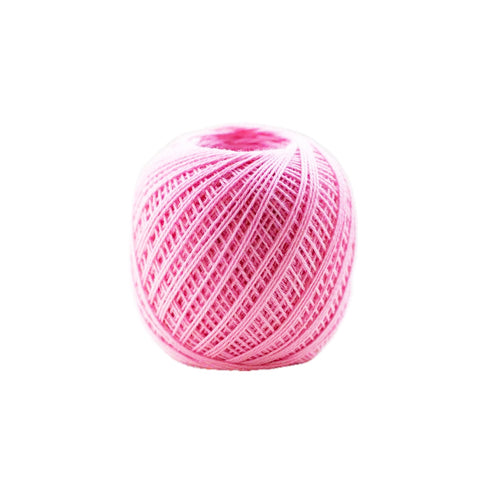 Sashiko Thread - Olympus 88m - Solid Color -Thin Weight  - # 214 Orchid Pink