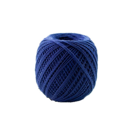 Sashiko Thread - Olympus 88m - Solid Color -Thin Weight  - # 218 Royal Blue