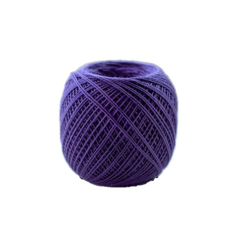 Sashiko Thread - Olympus 88m - Solid Color -Thin Weight  - # 219 Purple