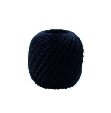 Sashiko Thread - Olympus 88m - Solid Color -Thin Weight  - # 220 Black