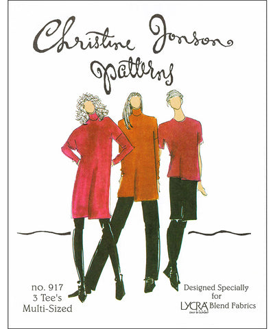 Wearables - Christine Jonson - Three Tees