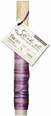 Silk Embroidery Floss - # 506 - Lavender-Purple Variegated