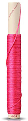 Silk Embroidery Floss - # 609 - Medium Coral