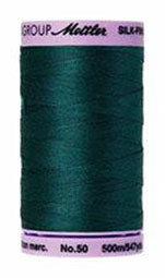 Mettler Cotton Sewing Thread - 50wt - 547 yd/ 500M - 0314 Spruce