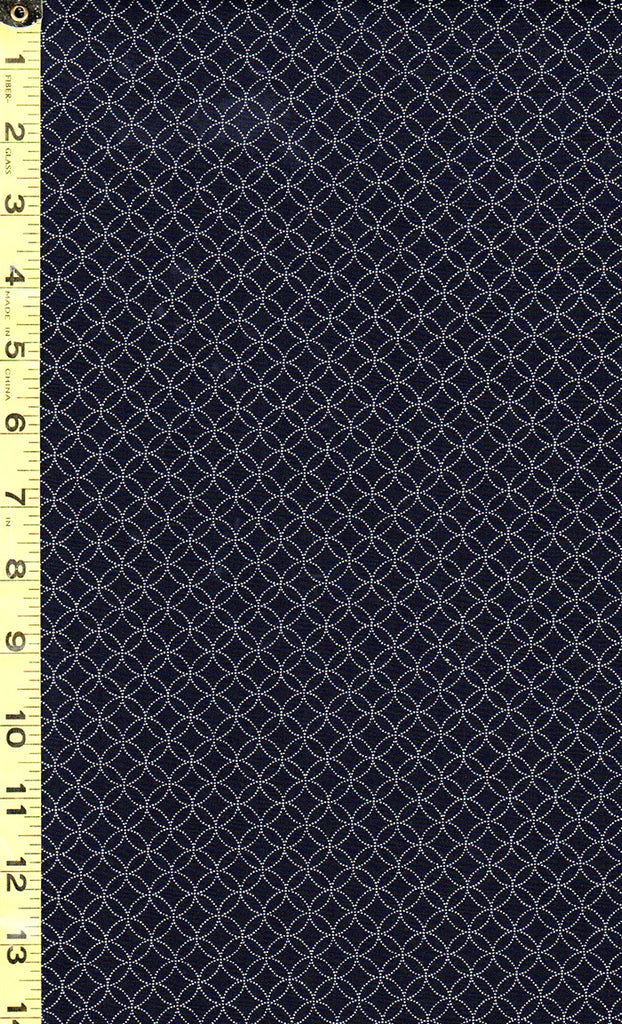 Japanese Indigo - AP1310-54 - Small Seven Treasures