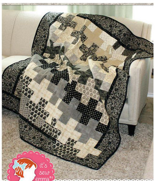 Quilt Pattern - It's Sew Emma - Accentuate the Positive