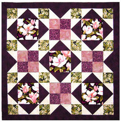 Pattern - Grizzly Gulch - Afternoon Delight Quilt Pattern