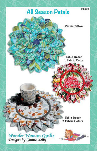 Placemat Pattern - All Season Petals