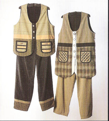 Wearables - Nancy Mirman - Anotha Vest Anmor Pants